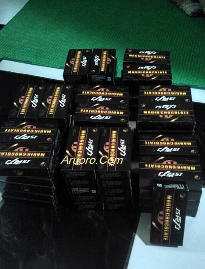magic chocolate asli