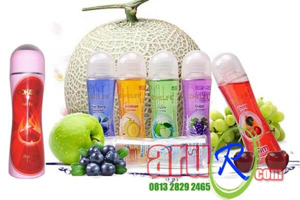 pelumas cokelife jam fruit